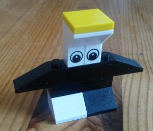 Andere Lego-Kreatur aus den Teilen